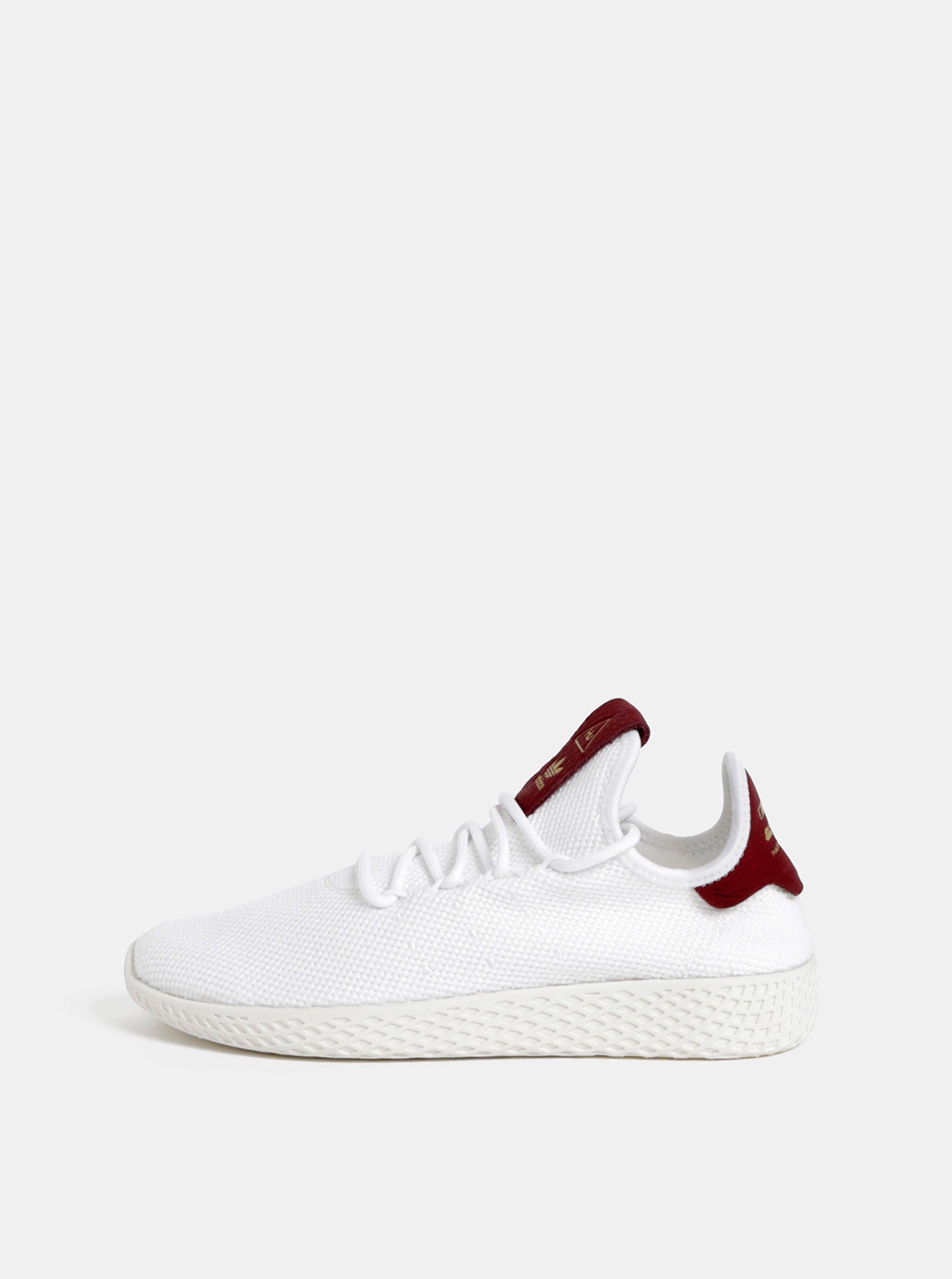 Biele dámske tenisky adidas Originals Tennis