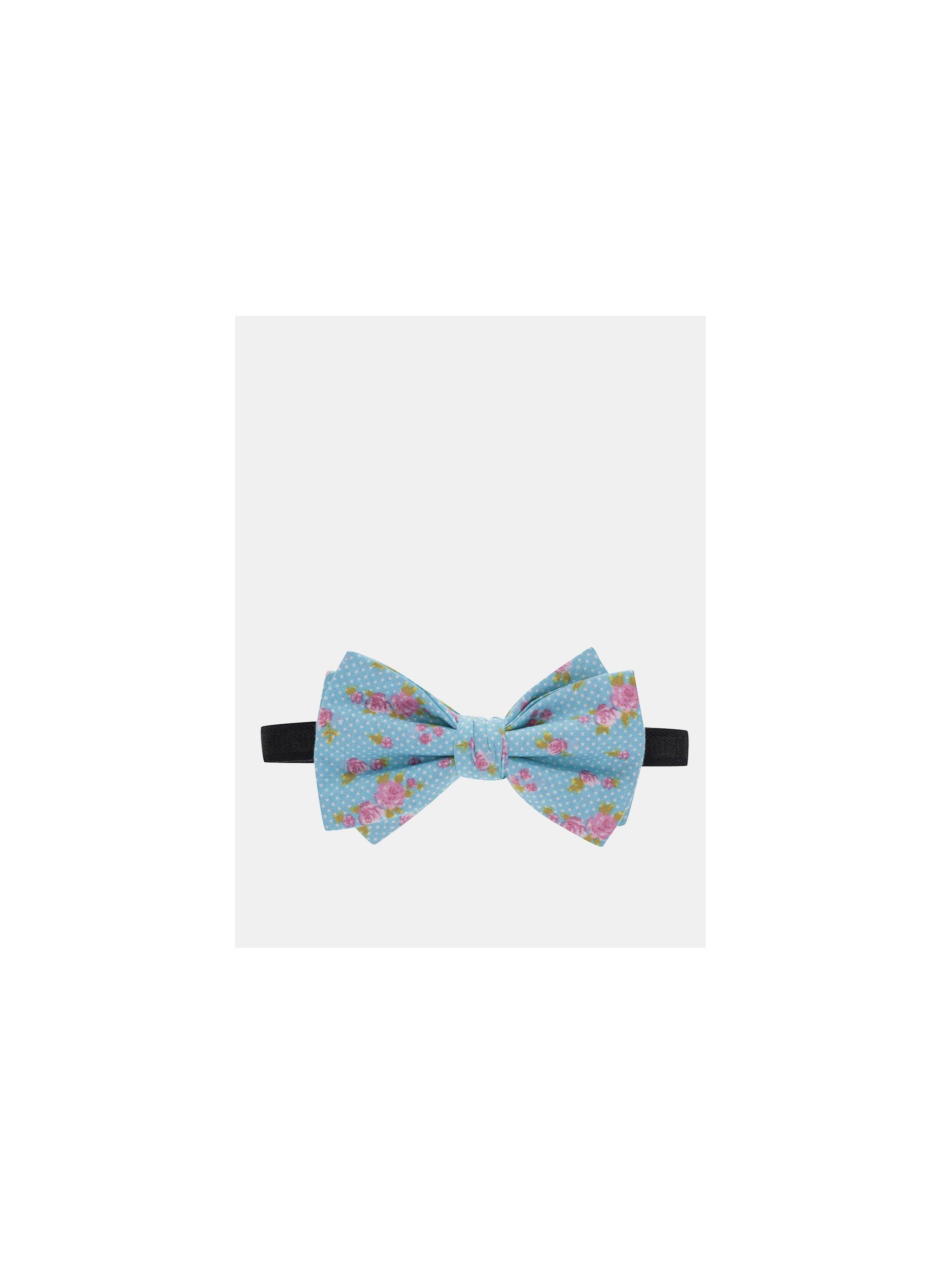 """""""Dobrý"""" modrý motýlik pre Krásu pomoci"""