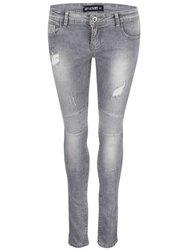 Světle šedé džíny Haily´s Tamara