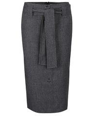 Tmavě šedá midi sukně Dorothy Perkins Dorothy Perkins 4ea075591a