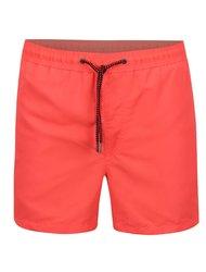 Oranžové pánske plavky Jack & Jones Sunset
