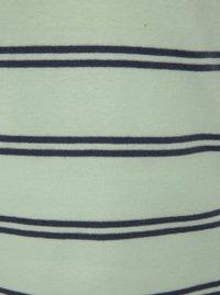 Modro-zelené klučičí pruhované tričko name it Villy - 1
