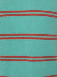 Červeno-modré klučičí pruhované tričko name it Villy - 2