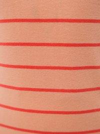 Růžové holčičí pruhované tričko name it Verit - 1