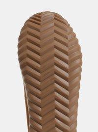 Hnědé dámské semišové zimní kotníkové boty SOREL OUT N ABOUT - 4