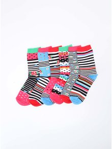 6 șosete Oddsocks Cotton Kandy