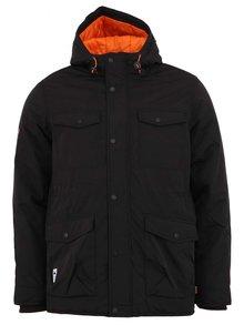 Černá zimní pánská bunda Bellfield Flero