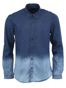 Džínová košile s efektem ombre Selected One Chris Slim Fit