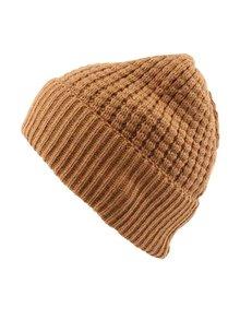 Hnedá čiapka Selected Browning
