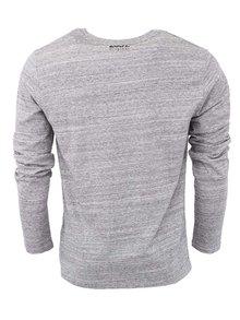 Sivé pánske tričko ZOOT Originál Pocket Čierna