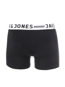 Černé boxerky Jack & Jones Sense