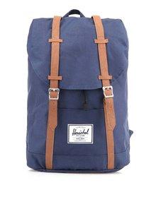 Tmavomodrý batoh Herschel Retreat 19,5 l