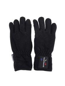 Dámské černé rukavice Something Special s handsfree