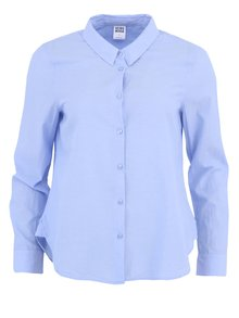 Modrá košile VERO MODA New Blue