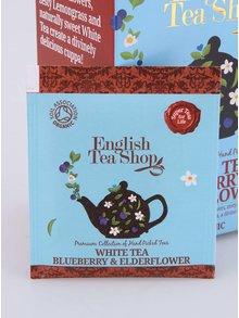 Bílý čaj English Tea Shop Bezinka a Borůvka Bio