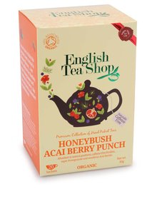 Čaj English Tea Shop Punč s Medovým krom  & Ovocím Acai Bio