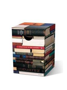 Skládací stolička pro knihomoly Remember Leseratte