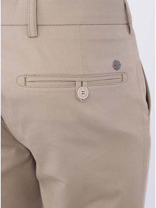 Pantaloni chino bej Bertoni pentru barbati