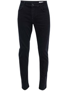 Blugi negri slim fit - Selected Homme Two Mario