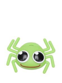 Zelený zásobník na dentální nit Kikkerland Pavouk