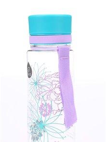 Plastová láhev s motivem květů EQUA (600 ml)