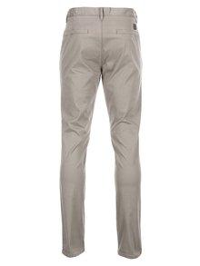 Béžové chino kalhoty Lindbergh