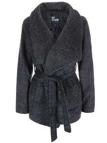 Sivý kratší kabát Haily´s Liliane
