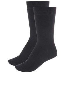 Sada dvou černých ponožek Selected Homme Earl