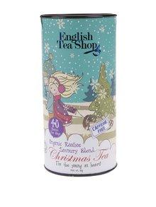 Bezkofeínový sypaný čaj English Tea Shop Pikantná zmes