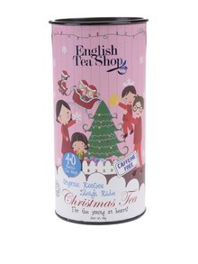 Bezkofeínový sypaný čaj English Tea Shop Jazda na saniach