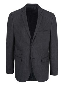 Blazer Casual Friday by Blend - gri-inchis