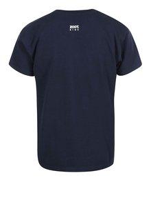 Modré chlapčenské tričko ZOOT Kids School Boy