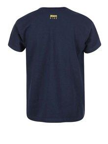 Modré detské tričko ZOOT Kids Heč, dneska jdu po O