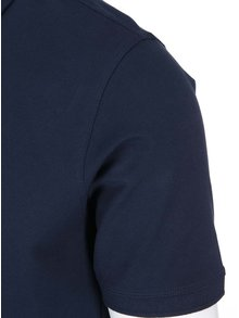 Tricou polo bleumarin - Selected Homme Haro
