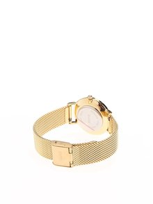 Unisex hodinky ve zlaté barvě CLUSE Minuit