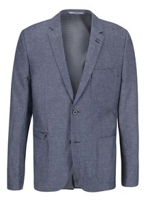 Blazer albastru Casual Friday by Blend