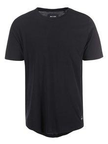 Černé tričko ONLY & SONS Curved