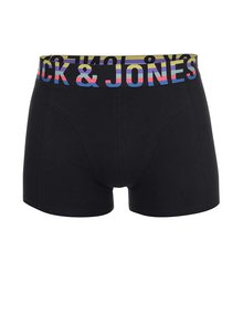 Boxeri negri Jack & Jones Mix
