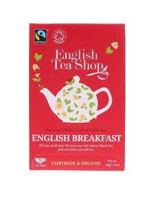 Čierny čaj English Breakfast English Tea Shop Bio