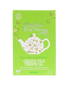 Ceai verde cu fructe tropicale English Tea Shop