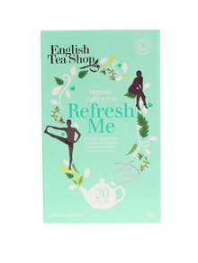 Ceai cu efect revitalizant English Tea Shop