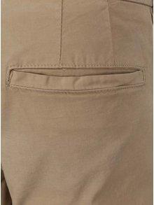 Pantaloni chino bej ONLY & SONS Sharp