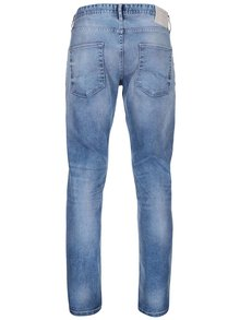 Blugi slim fit albastru deschis Jack & Jones Original