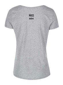 Šedé dámské tričko Bernstein Mše