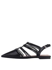 Čierne sandálky ALDO Majelle