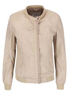 Jachetă bej impermeabilă Geox
