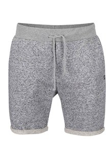 Pantaloni scurți gri de trening Jack & Jones Boost Grey