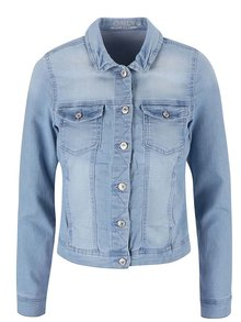 Jacheta albastra din denim ONLY New