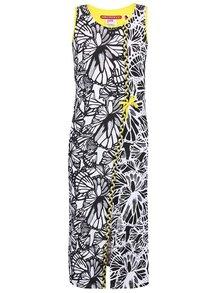 Čierno-biele vzorované dievčenské šaty LoveStation22 Lotte