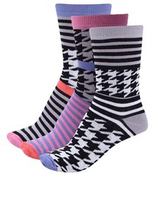 Set de 3 sosete Oddsocks Kylie cu model
